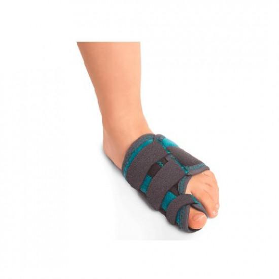 Детский жесткий ортез при вальгусной деформации первого пальца стопы Actius 0P1192/0P1193 Orliman