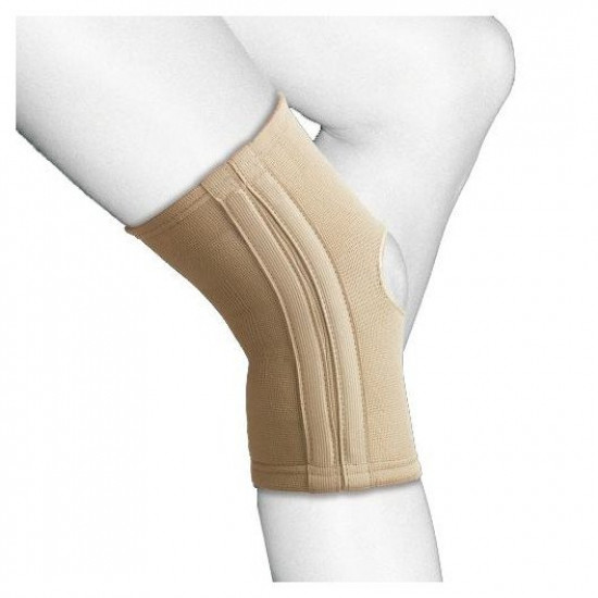 Эластичный коленный бандаж с боковыми вставками TN-211, Orliman
