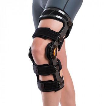 Армированный функциональный коленный ортез с ограничителем OCR200 Orliman