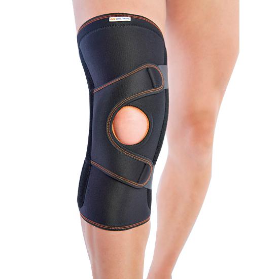 Ортез коленный со спиральными ребрами жесткости 7117 Orliman