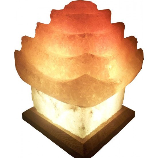 Соляная лампа Китайский домик 7-9кг