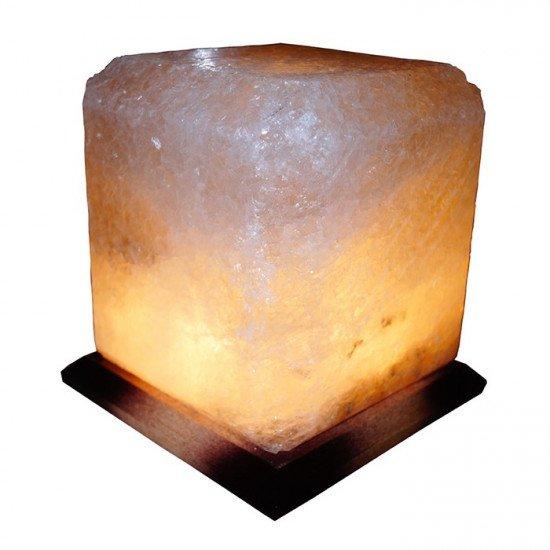 Соляной светильник Квадрат 9-10кг