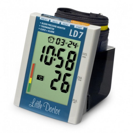 Автоматический тонометр Little Doctor LD-7