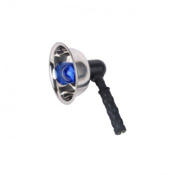 Синяя лампа с большим отражателем D 180 (рефлектор Минина)
