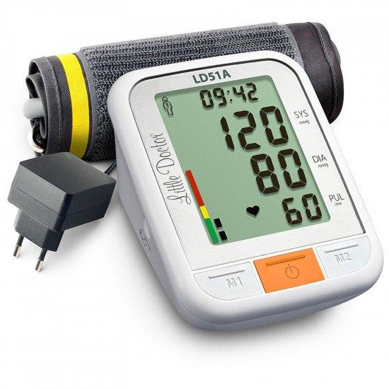Автоматический тонометр на плечо Little Doctor LD51A