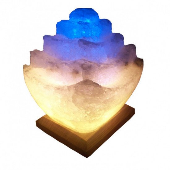 Солевая лампа Пагода 5-6 кг