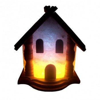 Соляной светильник Домик 5-6кг
