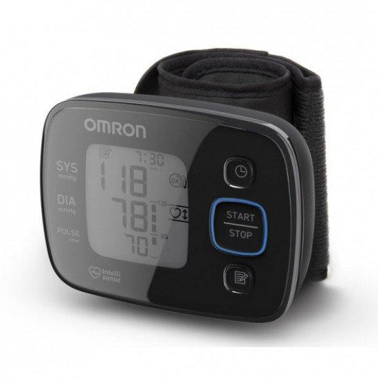 Автоматический тонометр на запястье Omron MIT Precision 5