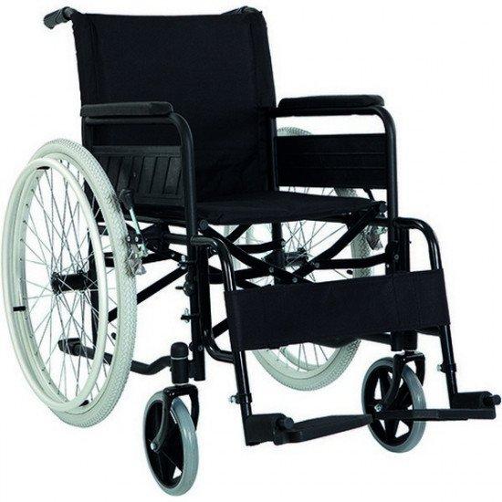 Инвалидная коляска металлическая Heaco Golfi-2