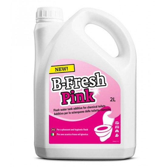 Средство для биотуалетов B-Fresh Pink, 2 л