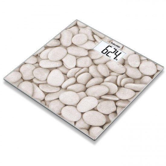 Стеклянные весы Beurer GS 203 Stone