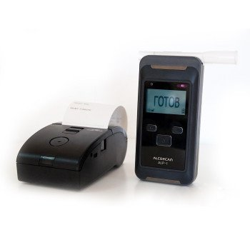 Алкотестер AlcoScan ALP-1 с принтером