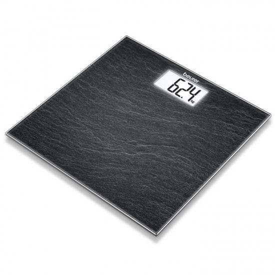 Стеклянные весы Beurer GS 203 Slate
