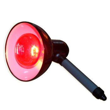 Инфракрасная лампа kvartsiko KP-100P ручная 100 Вт