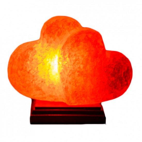"Соляная лампа ""Биение сердец"" 3 кг"