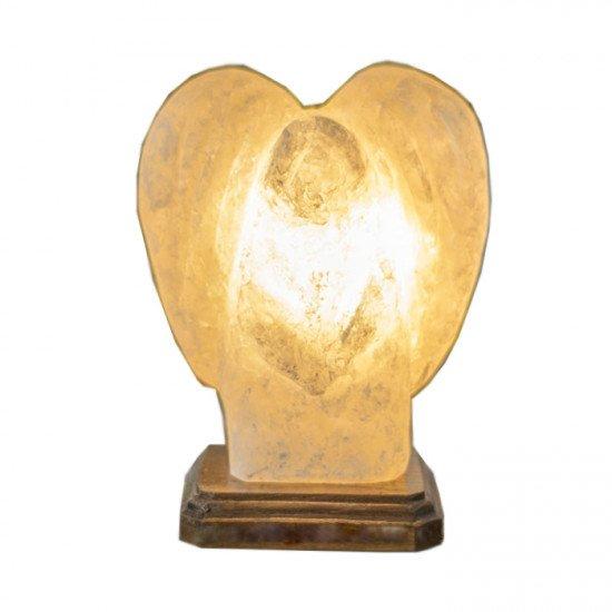 """Соляная лампа """"Ангел"""" 3,5 кг"""