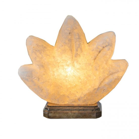 """Соляная лампа """"Лилия"""" 3 кг"""