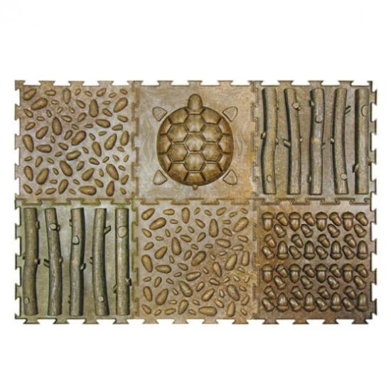 Набор модульных ковриков ЭКО