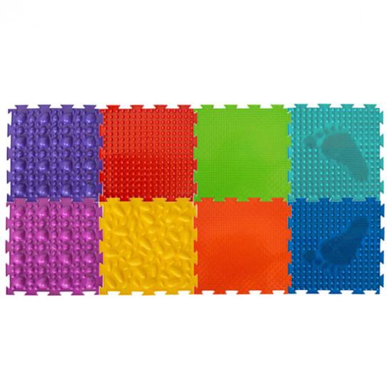 Набор модульных ковриков Универсал