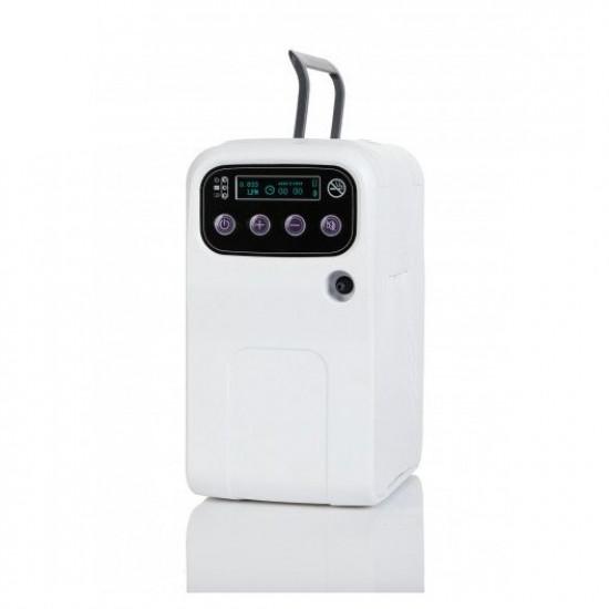 Портативный кислородный концентратор Heaco 5 литров M100