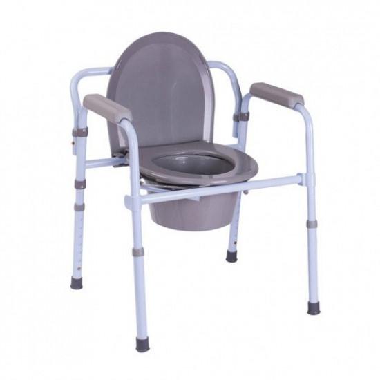 Стул-туалет складной OSD-RB-2110 KDR