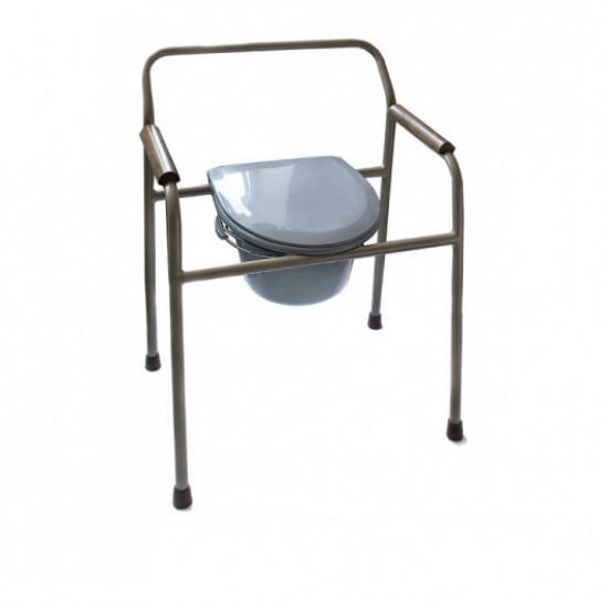 Стул туалетный стальной Medok MED-04-005 Premium