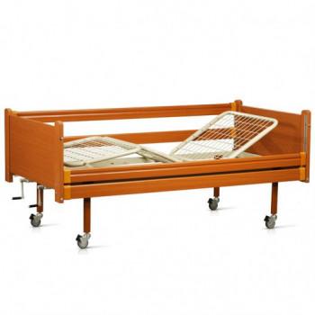 Медицинская кровать на колесах (3 секции), OSD-94