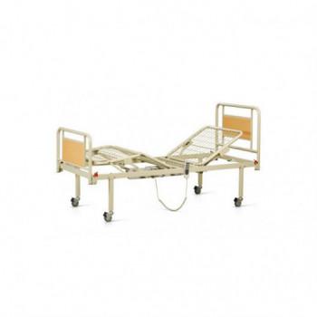 Кровать с электроприводом 4-х секционная на колесах REHA-B3