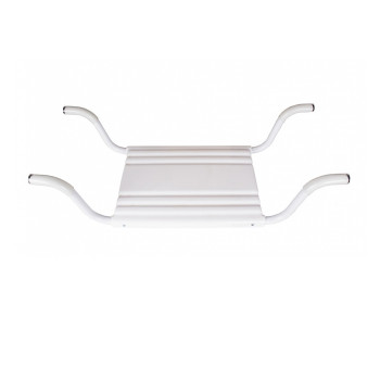 Сиденье для ванны углубленное стальное Medok MED-05-006