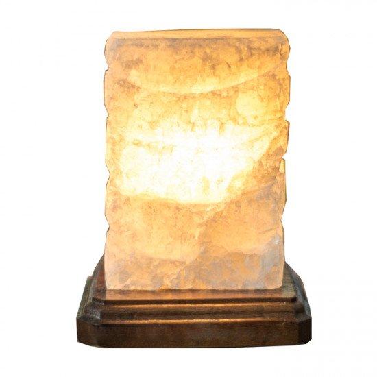 """Соляная лампа """"Пагода"""" 1,5  кг"""