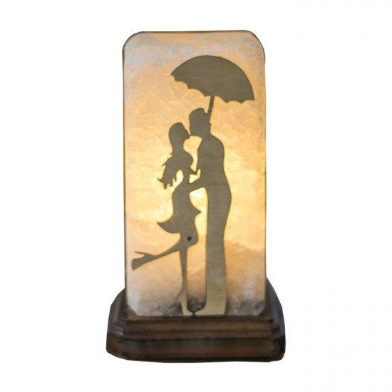 """Соляная лампа """"Пара малая"""" 1,5  кг"""