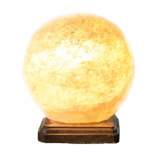 """Соляная лампа """"Шар Большой"""" 9 кг"""