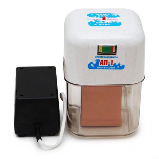 Электроактиватор воды АП-1 с индикатором и титановыми электродами