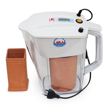 Активатор воды АП-1 исполнение 3 на 2 литра с титановыми электродами