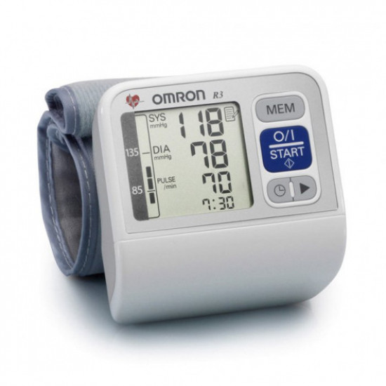 Автоматический тонометр на запястье Omron R3 Opti