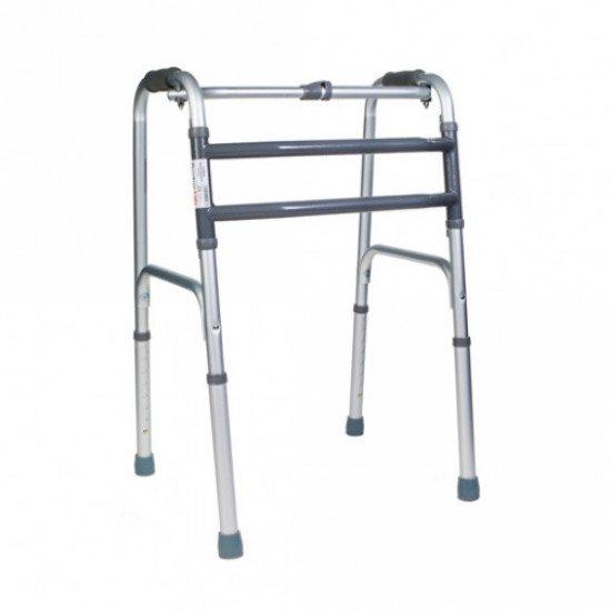 Ходунки складные шагающие алюминиевые Dr. Life 10188