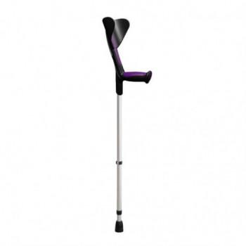 Подлокотный костыль Herdegen Advance фиолетовый