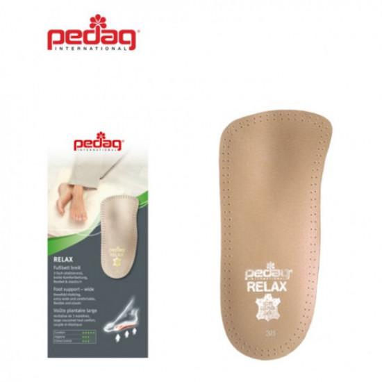 Ортопедическая каркасная полустелька-супинатор Pedag RELAX 127