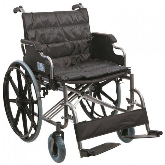 Бариатрическое инвалидное кресло Heaco Golfi G140