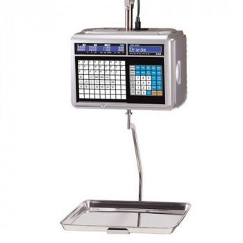 Весы торговые с печатью этикеток CAS CL5000J-IH