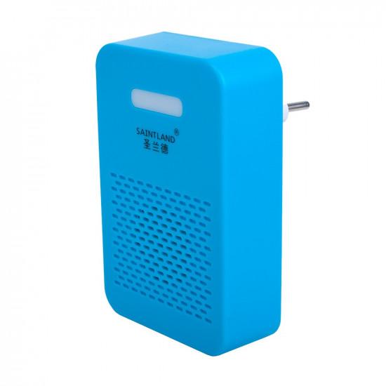 Ультразвуковой и электромагнитный отпугиватель мышей Saintland SD-049