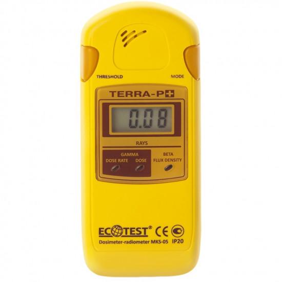 Дозиметр-радиометр бытовой МКС-05 ТЕРРА-П+