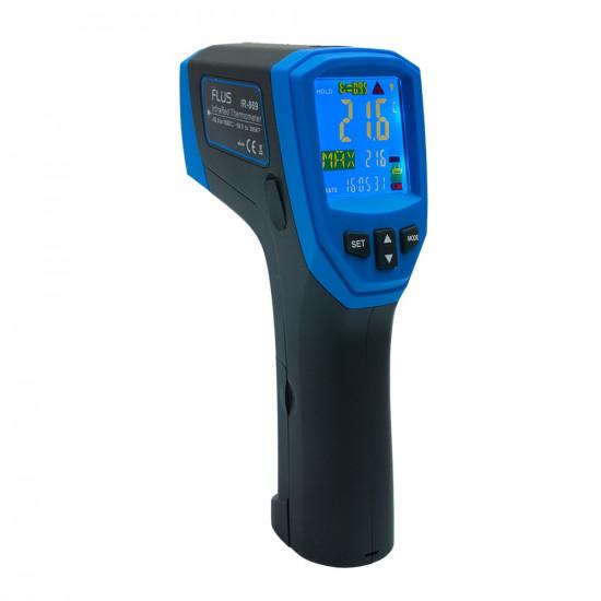Инфракрасный термометр - пирометр Flus IR-869