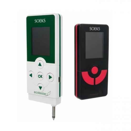 Экотестер с индикатором электромагнитных полей Соэкс