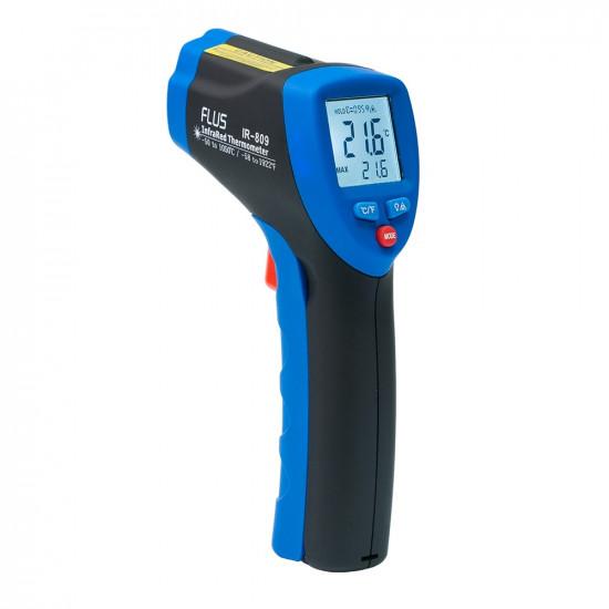 Инфракрасный термометр - пирометр Flus IR-809