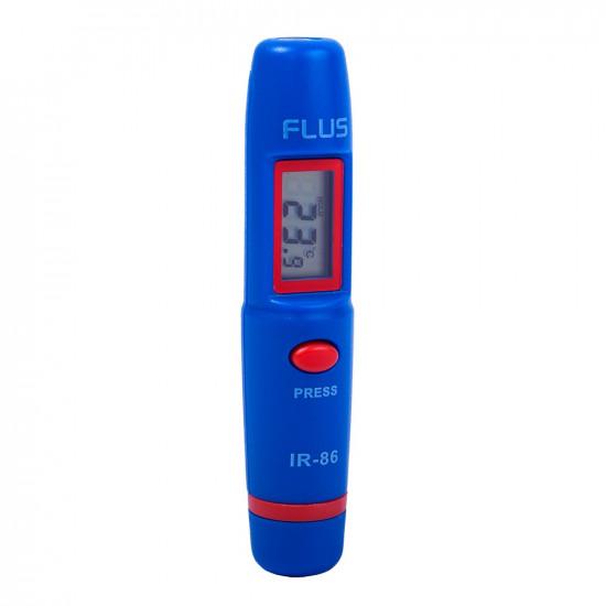 Инфракрасный термометр - пирометр Flus IR-86