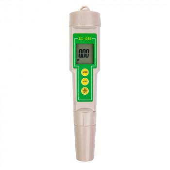 Комбинированный прибор ЕС/TDS/CF-метр 3 в 1 BROM EC-1385