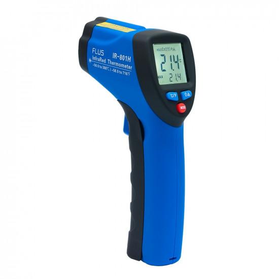 Инфракрасный термометр - пирометр Flus IR-801H