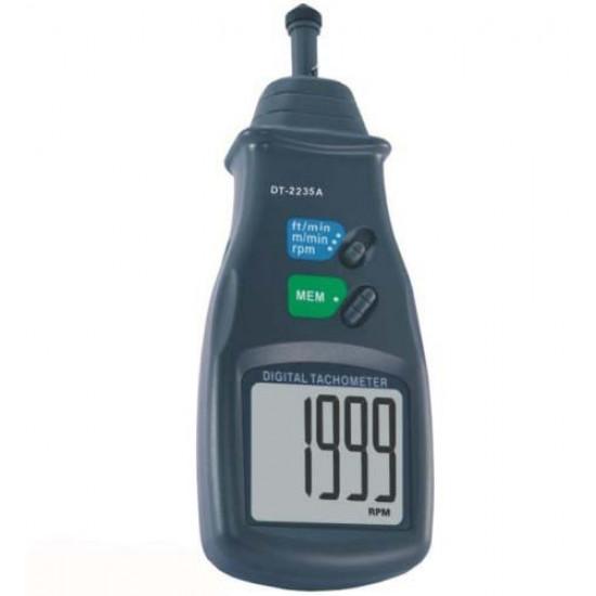 Тахометр контактный Walcom DT2235A