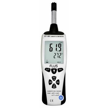 Термогигрометр профессиональный Flus ET-951